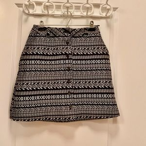 Anthropologie Fieldnotes Skirt by Maeve